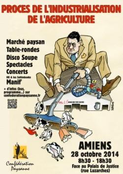 Amiens 28 octobre 2014