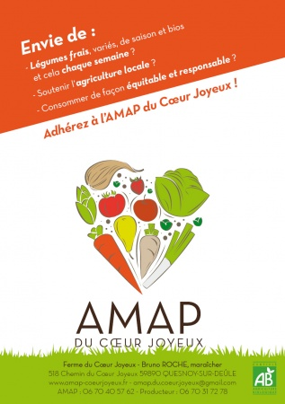 Flyer AMAP 2015 recto