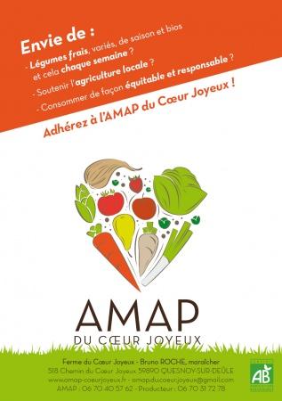 Flyer AMAP 2015 recto