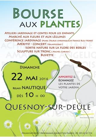 Bourse aux plantes QSD 2016