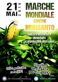marche contre monsanto 21 mai 2016